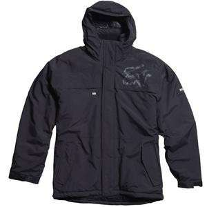Fox Racing FX1 Jacket   Large/Black Automotive