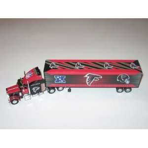 FALCONS Diecast 180 Scale Replica 04 Peterbilt Tractor Trailer Truck