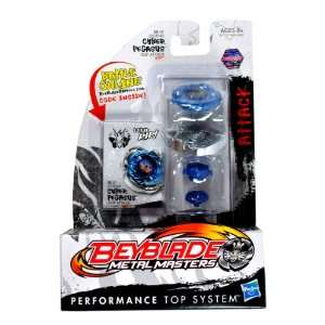 2011 Beyblade Metal Masters High Performance Battle Tops   Attack 105F