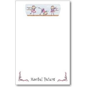 Pen At Hand Stick Figures   Large Full Color Pads (Ballet