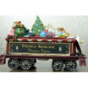 01 08837 002 Thomas Kinkade Gifts of Joy Christmas Express Mini Train