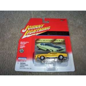 Classic Gold Collection 1971 Ford Mustang Mach 1 Toys & Games