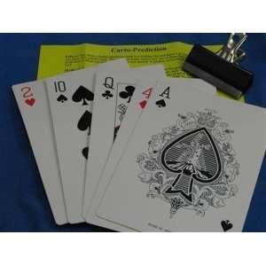 Card Prediction   Card Magic Trick Toys & Games