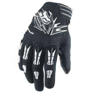 Fox Racing Pawtector Gloves   X Large/Black Automotive