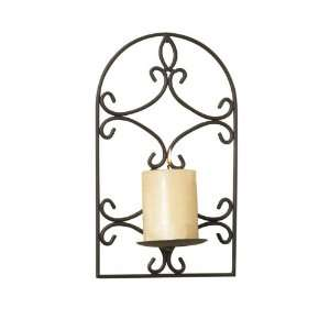 Luca Bella Home™ Maison Wrought Iron Wall Sconce