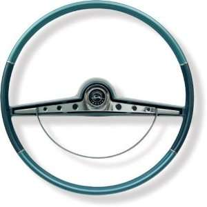 New Chevy Impala Steering Wheel   Blue 63 Automotive
