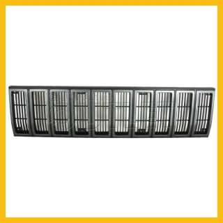 1984   1987 JEEP CHEROKEE OEM REPLACEMENT FRONT GRILLE ASSEMBLY