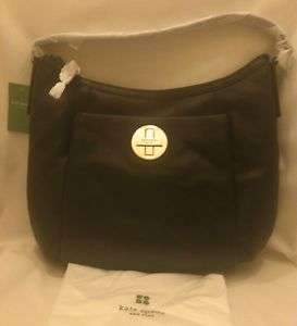 NWT Kate Spade Wrightsville Lori Black Handbag Bag 0 98689 28319 7