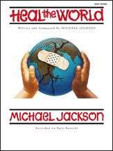 Michael Jackson  Heal the World  Easy Piano Sheet Music
