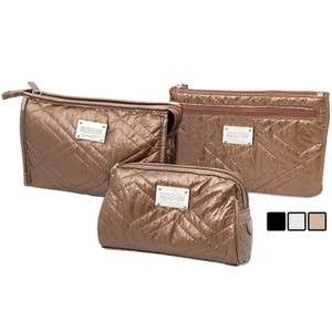 Pack Kenneth Cole Reaction Zippered Clutch Set   Choice of 3 Colors