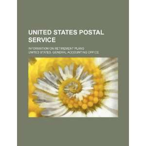 United States Postal Service information on retirement