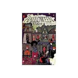 Halloween Tarot Deck and Book Set Toys & Games