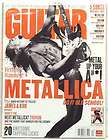 new guitar world magazine metallica james hetfield kirk buy it
