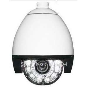 23x ir high speed dome camera pan/tilt/zoom camera 16x digital zoom