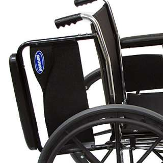 Invacare Heavy Duty Lightweight Folding Wheelchair