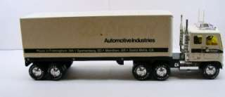 ISSUED ARROW AUTOMOTIVE NYLINT TRACTOR TRAILER SEMI TRUCK
