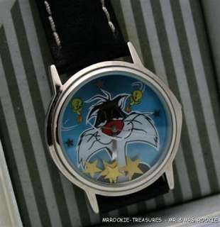 Fossil Warner Bros.Sylvester Animated STAR Unisex Watch