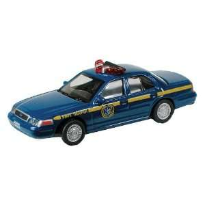 Model Power HO (1/87) New York State Police Ford Toys