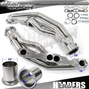 1988   1995 Chevy K2500 Stainless Steel Header Automotive
