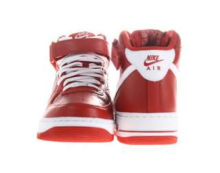 Air Force 1 Mid 07 Sport Red/White Mens Basketball Shoes 315123 601