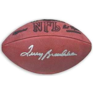 Terry Bradshaw Steelers Autographed Football  Sports