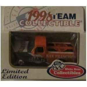 San Francisco Giants Ford F 150 Pickup Truck 1998 Diecast