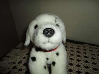 Keel Toys UK JASPER the DALMATIAN Dog