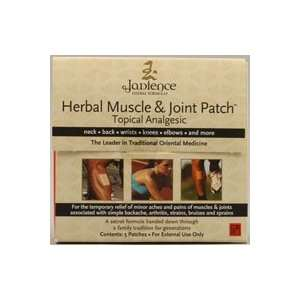 Muscle and Joint Patch   Topical Analgesic Secret Formula Pain Relief