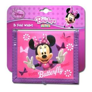 12 Disney Minnie Mouse Girls BIFOLD WALLETS Prizes Birthday Party