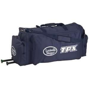 Louisville Slugger TPX H2 Player Baseball Equipment Duffle Bag