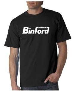 Binford Tools T shirt TV Funny Tool Time 5 Colors S 3XL