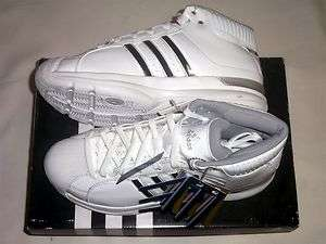 ADIDAS Pro Model 08 Team Color Mens Basketball Shoe NIB White Various