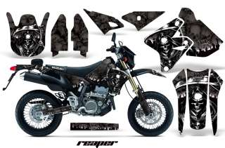 AMR MOTO DECAL GRAPHIC KIT SUZUKI DRZ400 DRZ400SM PARTS