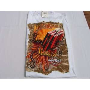 Phoenix. Hard Rock Cafe City Tee #06 Shirt HRC Everything