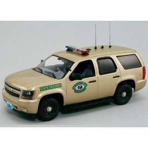 First Response 1/43 Missouri State Police Chevy Tahoe Toys & Games