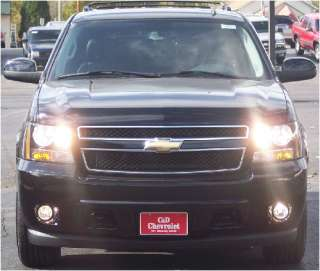 10 11 12 Chevy Avalanche &Yukon High Beam Fog Light Kit
