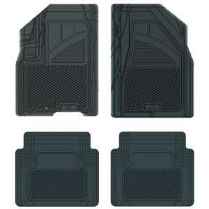 17019 Black Precision All Weather Kustom Fit Car Mat for Dodge Ram