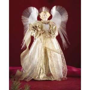 ANGEL TREE TOPPER CHRISTMAS PARTY DECORATIONS XMAS