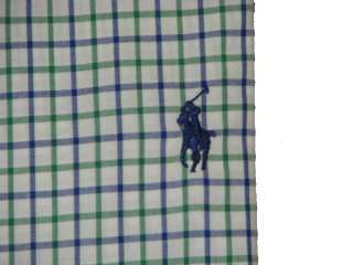 NWT POLO RALPH LAUREN MENS PONY LOGO DRESS SHIRT 14.5 S