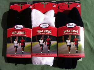 pair THORLO mens & womens wx walking crew socks 1st quality