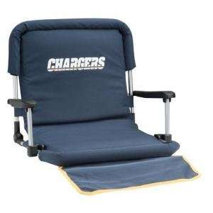 San Diego Chargers NFL Deluxe Stadium Seat