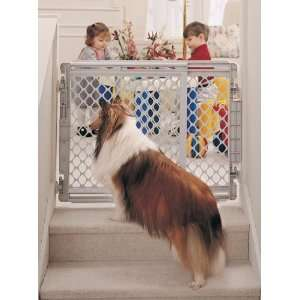 North States Walk Thru Pet Gate    Pet