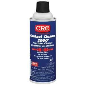 CRC 02140 16oz Aerosol Spray Contact Cleaner  Industrial