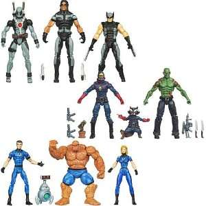 Universe Super Hero Team Action Figure Packs Wave 3 Toys & Games