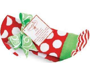 New Mud Pie Santa Baby Christmas Holiday Leg Warmers