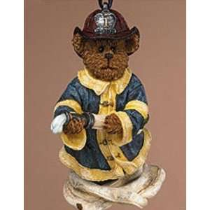 Boyds Bears & Friends Ornament Firefighter Chief Elliot