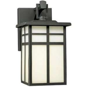Thomas Lighting PL91077 Energy Star Rated Mission Outdoor Wall Lantern
