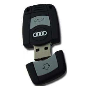 4g Audi Car Remote Key Shape USB Flash Stick Drive