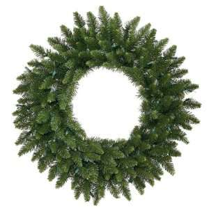 2 ft. PVC Christmas Wreath   Green   Camdon Fir   130 Tips
