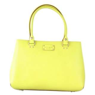 Kate Spade Elena Wellesley Handbag Citronella Clothing